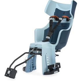 bobike Exclusive Tour Maxi Child Seat Incl. 1P Bar And Carrier Holder Kids, denim deluxe